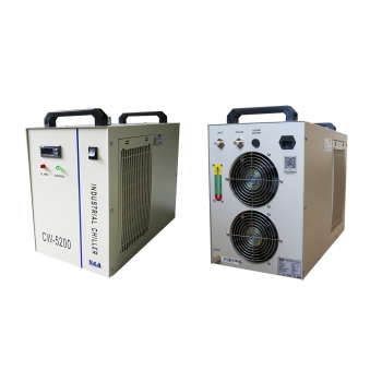 chiller do lasera co2 cw5200