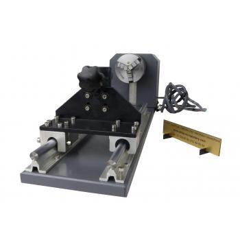 Przystawka obrotowa do plotera laserowego