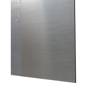 laminat grawerski srebrny
