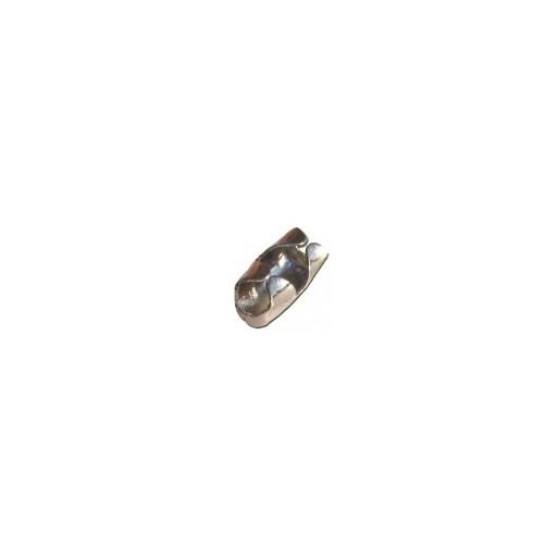 Zapięcie do łańcuszka kulkowego 2,4 mm