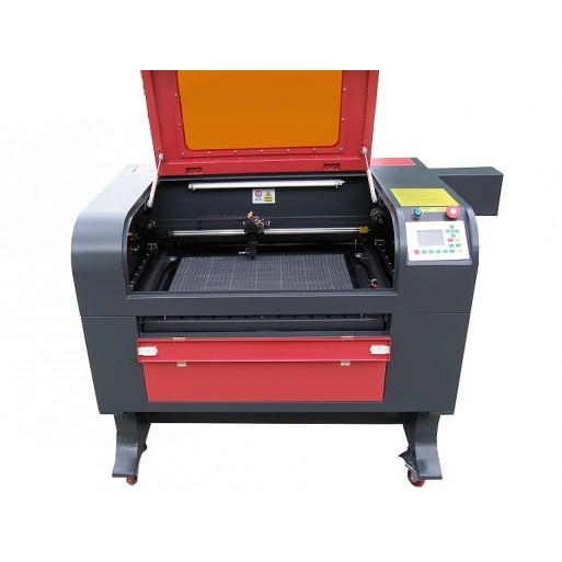 Ploter laserowy Sybil Pro 6040 60W stół plaster miodu w zestawie