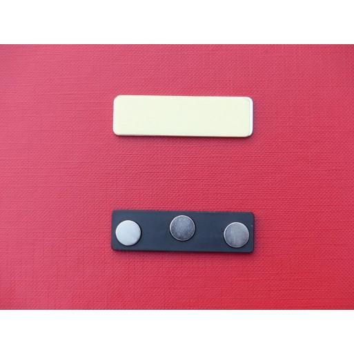 Zapinka magnetyczna do identyfikatora
