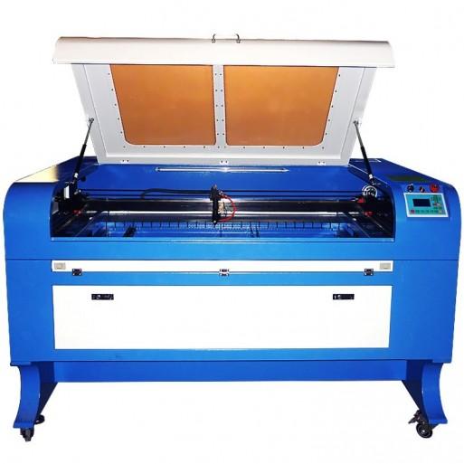 Ploter laserowy laser 150 W 130x90 cm do sklejki filcu