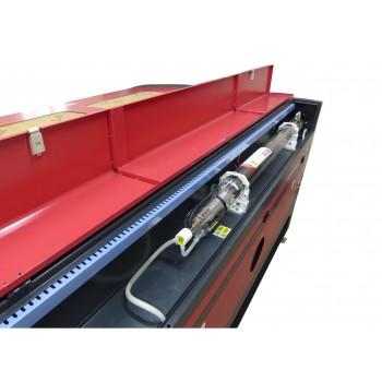 Ploter laserowy tuba 100W do grawerowania pieczątek.