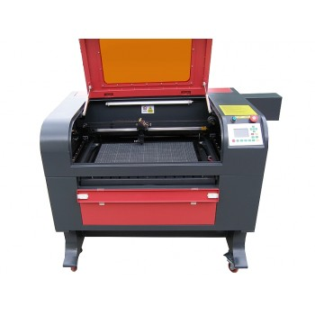 Przelotowy stół ploter laserowy Sybil Pro 6040