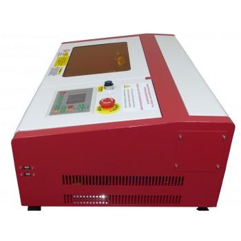 Ploter laserowy do grawerowania tabliczek znamionowych