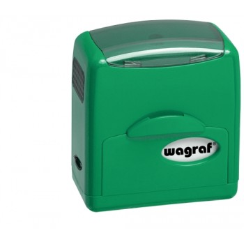 Pieczątka Wagraf Polan 2s compact. Automat samotuszujący Wagraf Polan