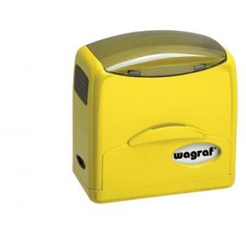 Pieczątka Wagraf Polan 4s compact. Automat samotuszujący Wagraf Polan, hurtownia pieczątek