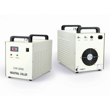 urządzenie  do chłodzenia tuby lasera co2 chiller cw3000