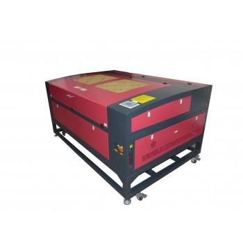 Ploter laserowy laser 100W do cięcia filcu, sklejki, plexi, tkanin