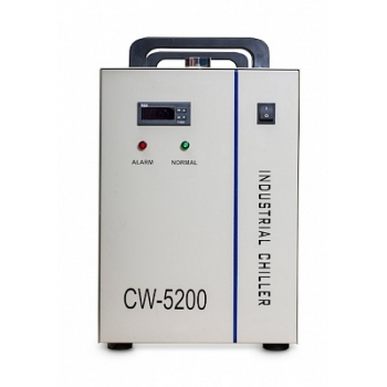 Chłodnica tuby lasera 80W. Cooler CW 5200