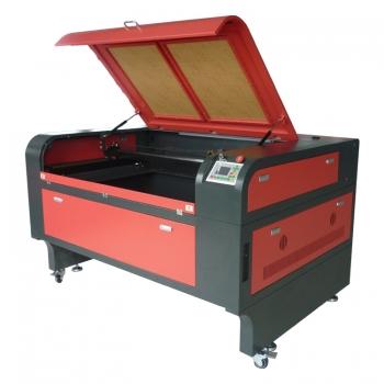 Ploter laserowy tnąco-grawerujący 150 W 130x90 cm do pleksy, sklejki