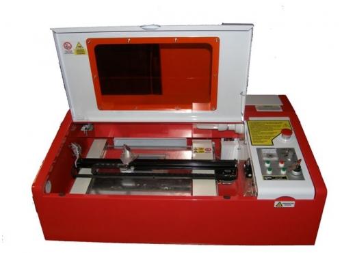 Laser do produkcji pieczątek