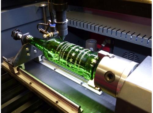 Laser do grawerowania szkła