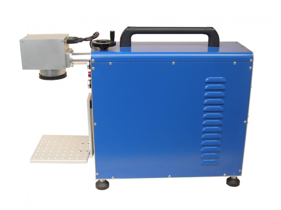 Laser Fibrowy znakowarka metali FIBER laser
