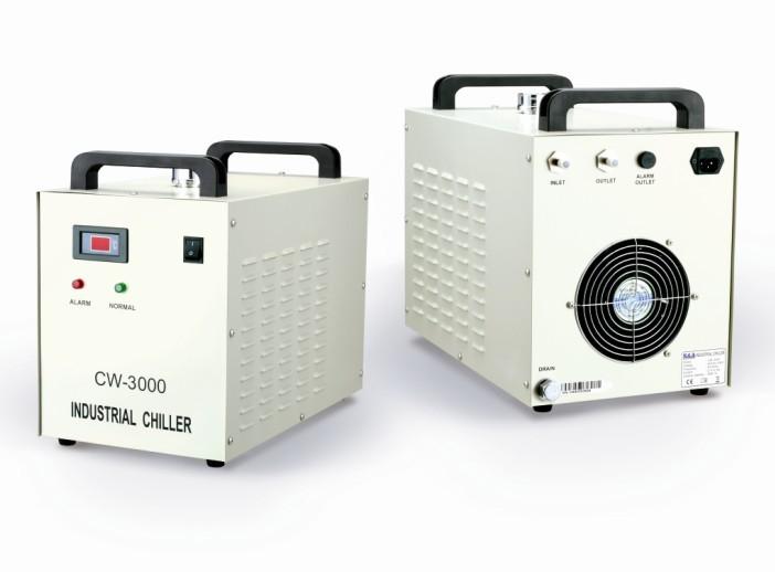 Chłodnica tuby lasera cw 3000