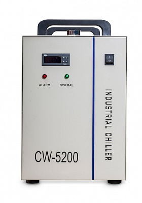 Cooler cw 5200 do tuby lasera co2