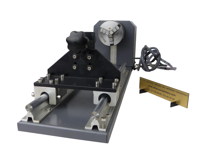 przystawka rotacyjna do plotera laserowego
