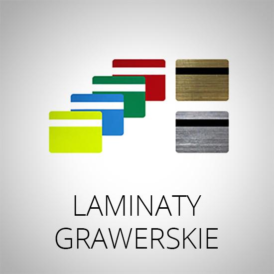 Ploter laserowy co2 do cięcia i grawerowania laminatów grawerskich